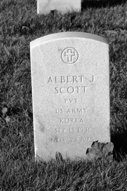 Albert J Scott
