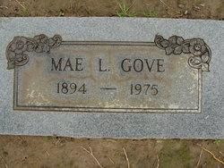 Mae L Gove