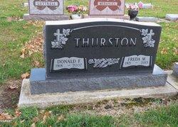 Donald F. Thurston