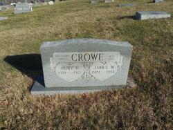 James W Crowe