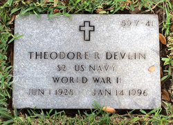 Theodore Richard Devlin