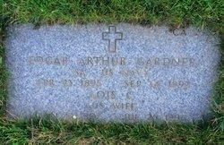 Edgar Arthur Gardner