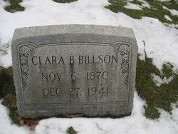 """Clarissa Bell """"Clara"""" <I>Eastright</I> Billson"""