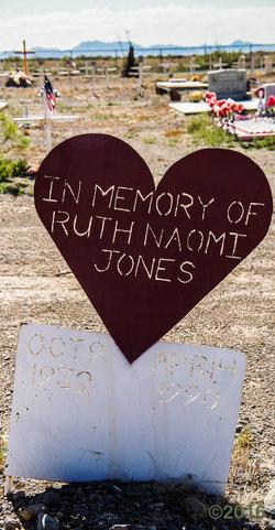 Ruth Naomi Jones