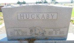 Hazel <I>Butler</I> Huckaby