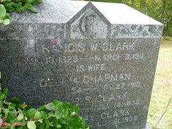 Delina <I>Chapman</I> Clark