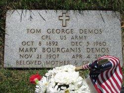 Tom G Demos