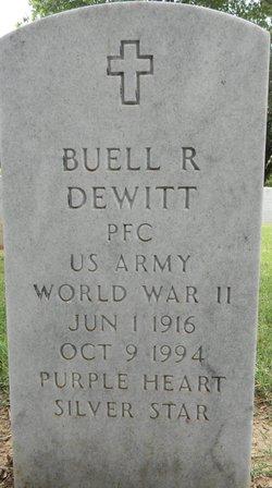 Buell R Dewitt