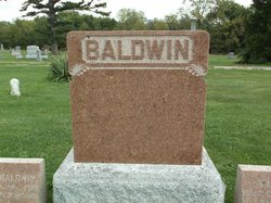 Mary M. <I>Canslin</I> Baldwin