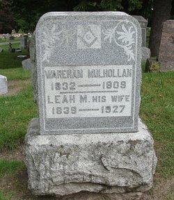 Leah M Mulhollan