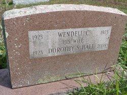 """Dorothy Sumner """"Dottie"""" <I>Hall</I> Tinney"""