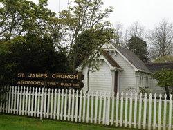 St James Churchyard Ardmore