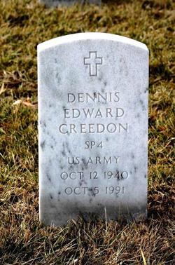Dennis Edward Creedon
