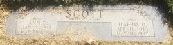 Harris W Scott