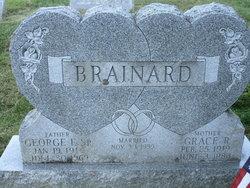 Grace R <I>Mac Lachlan</I> Brainard