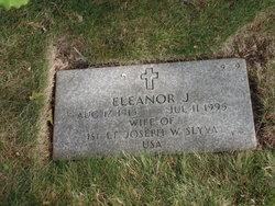 Eleanor J Slyva