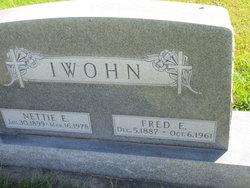 Fred E Iwohn