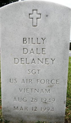 Billy Dale Delaney