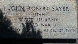 John Robert Sayer