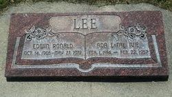 Edwin Ronald Lee