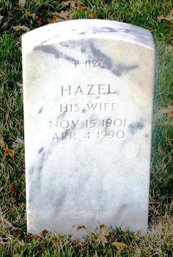 Hazel <I>Hoag</I> Nau