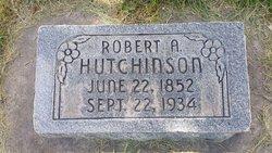 Robert Alexander Hutchinson