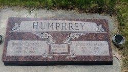 Jennie <I>Barney</I> Humphrey
