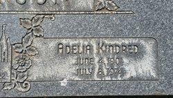 Adelia <I>Kindred</I> McPherson