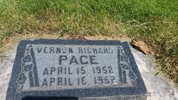 Vernon Richard Pace
