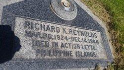 Richard K Reynolds