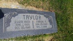 Frank Norman Taylor