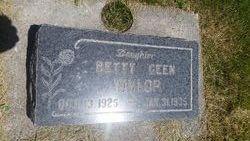 Betty G Taylor