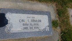 Cal T Taylor