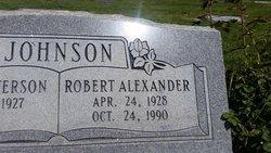 Robert Alexander Johnson