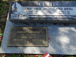 Gilbert Virgil Curtis