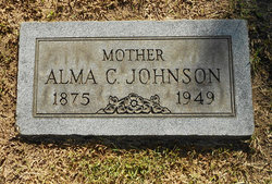 Alma Christine <I>Nelson</I> Johnson