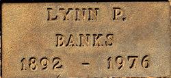 Lynn P Banks