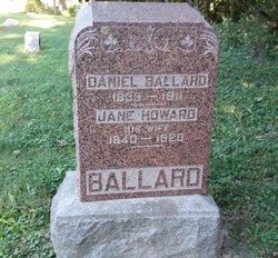 Evelyn Jane <I>Howard</I> Ballard