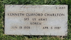 Kenneth Clifford Charlton