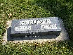 Wilferd Francis Anderson