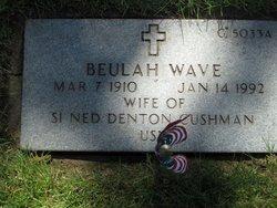 Beulah Wave Cushman