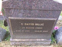 G. David Billig