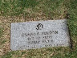 James R Ferson