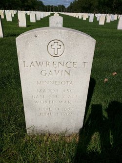 MAJ Lawrence Troy Gavin
