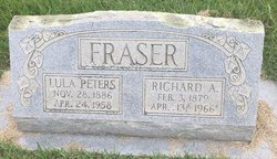 Lula <I>Peters</I> Fraser