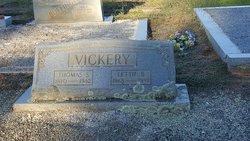 Thomas S Vickery