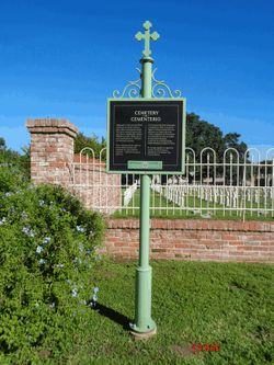 Sisters of Charity of the Incarnate Word Cemetery