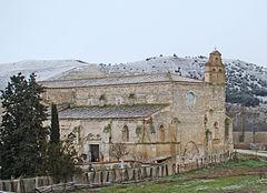 Palazuelos Monasterio de Santa María