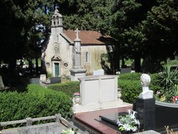 Janjina Cemetery