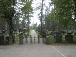 Kazlu Ruda New Cemetery